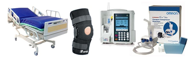 Medical Equipment & Supplies | Pammard Services